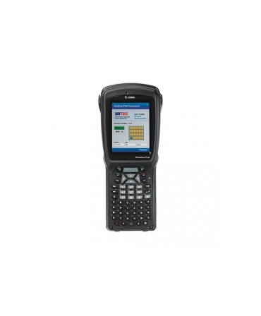 WA4L21030100020W Zebra Workabout Pro 4, long, 2D, BT, WLAN, Alpha, batteria ampl.
