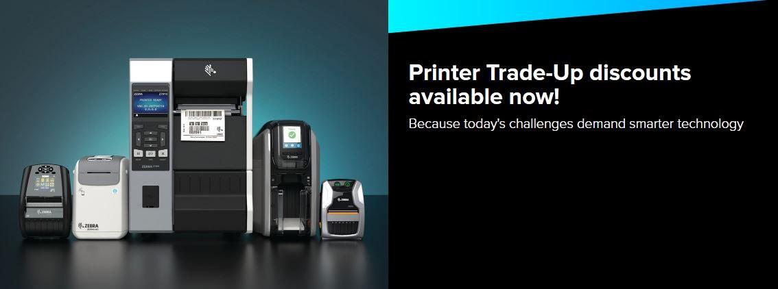 Zebra Printer Trade-Up